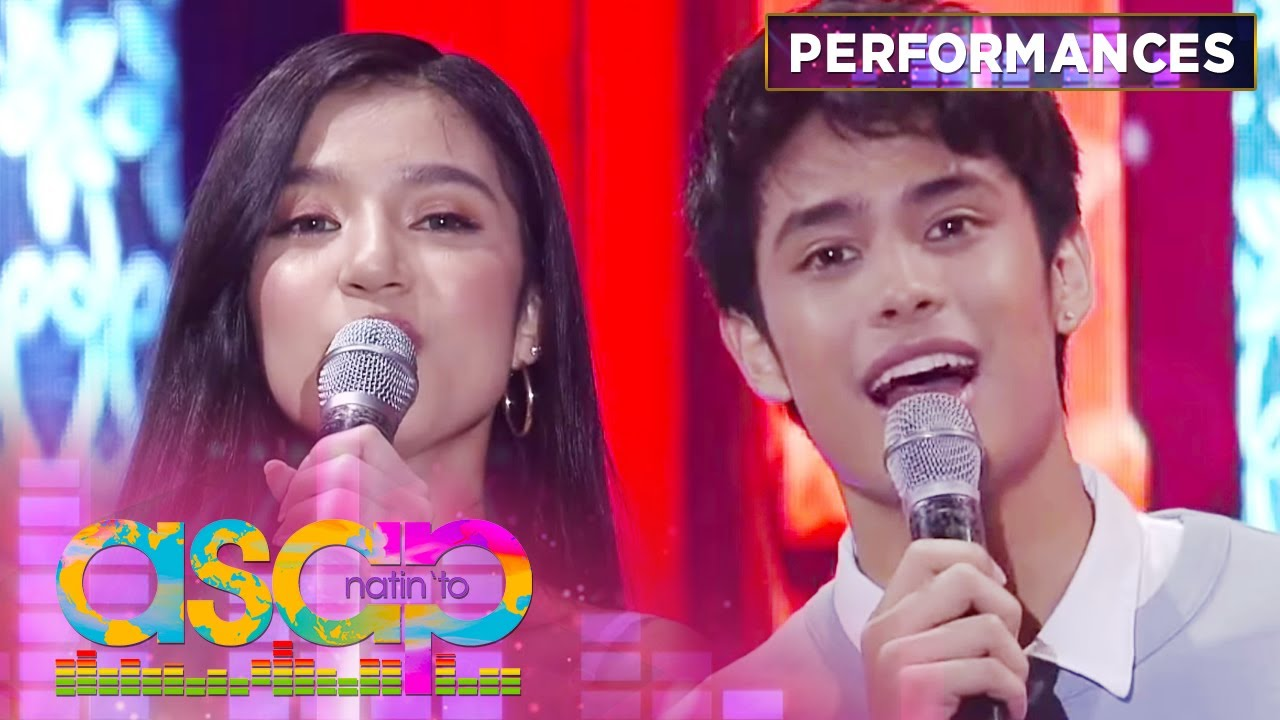 Download Belle Mariano and Donny Pangilinan send love vibes on ASAP Natin 'To | ASAP Natin 'To
