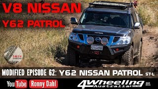 Y62 Nissan Patrol review, Modified Episode 62