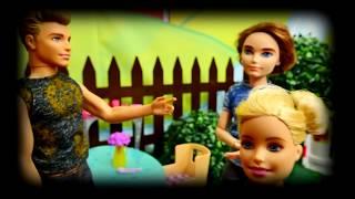 Мультик Барби. Что случилось с Кеном?