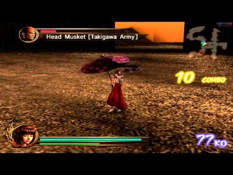 Samurai Warriors 1   Story Mode   Okuni Tale