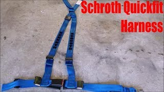 homepage tile video photo for Schroth QuickFit Harness for the R53 Mini