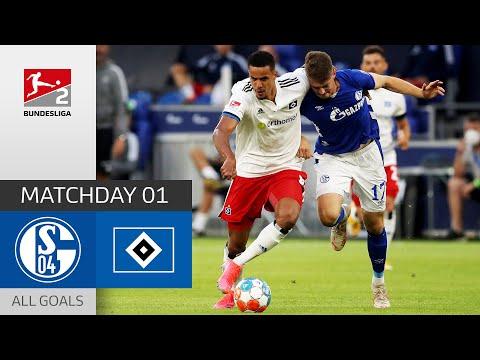 Schalke Hamburger Goals And Highlights