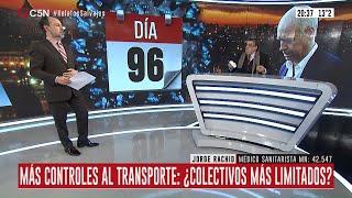 Cuarentena: Entrevista al médico sanitarista Jorge Rachid