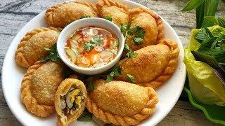 Cách Làm Bánh Gối Đơn Giản Siêu Ngon, Siêu Hấp Dẫn | Góc Bếp Nhỏ