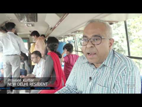 India's 'Solar Bus' Encourages Residents to Go Green