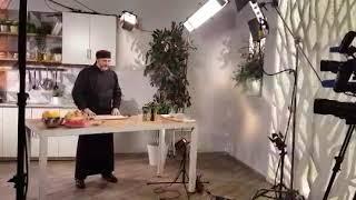Олег Ольхов в передаче о здоровом питании