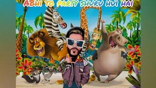 'Abhi toh party shuru hui hai' FULL VIDEO SONG| Khoobsurat| Badshah| Aastha|