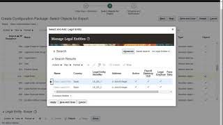 Setup | Export Setup Data to Configuration Packages video thumbnail
