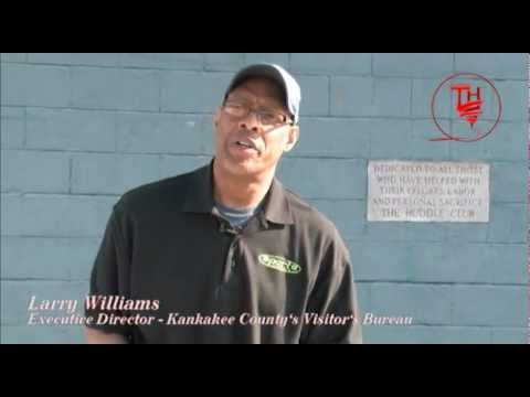 2012 TyJuan Hagler Foundation - Larry Williams Interview