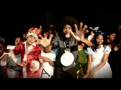 Pitch Black Afro - ZONKE BONKE
