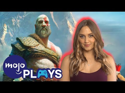 Naomi Kyle Plays God of War - Episode 6 - Getting Down To Business!
