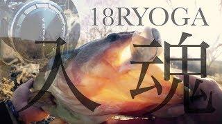 【バス釣り】初バス&18リョウガ入魂!巻いてよし撃ってよし【bassfishing】