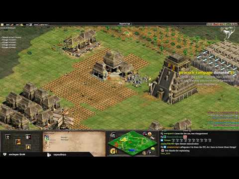 4v4 Black Forest   Mayans Flank