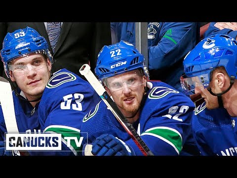 Canucks React to the Sedins Retirement Announcement (Apr. 02, 2018)