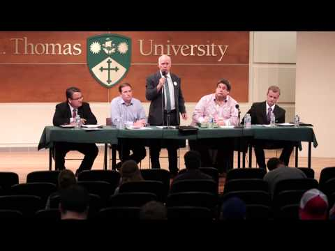All-Party Forum: Post-Secondary Education