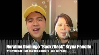 Sail Over Seven Seas - Noraline Domingo & Bryna Pancito with Vhen Bautista aka Chino Romero