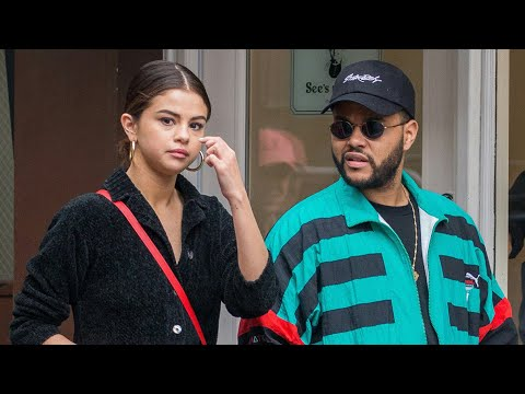 Selena Gomez 4th September 2017 Spotted with The Weeknd in New York