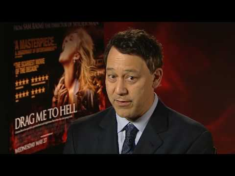 Sam Raimi Interview DRAG ME TO HELL