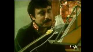 Lee Hazlewood - She Comes Running & the House Song LIVE  recording studio 1968