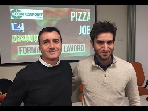 Pizza Job, Il Mestiere Di Pizzaiolo Con Confesercenti Prato E Pizza Man