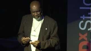 "TEDxSTJOHNS - Burnley ""Rocky"" Jones - Breaking Down Social Barriers"