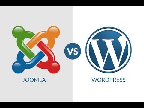 🔔Joomla или WordPress какую CMS выбрать в 2020 году? Топ-25 сравнений.🔔