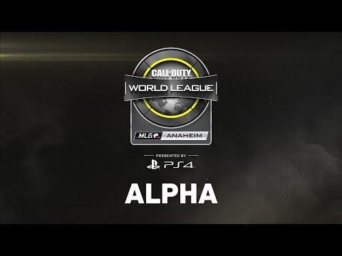 CWL Anaheim Open Presented By PlayStation - Day 3 - Alpha Stream