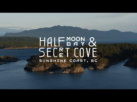 Halfmoon Bay & Secret Cove