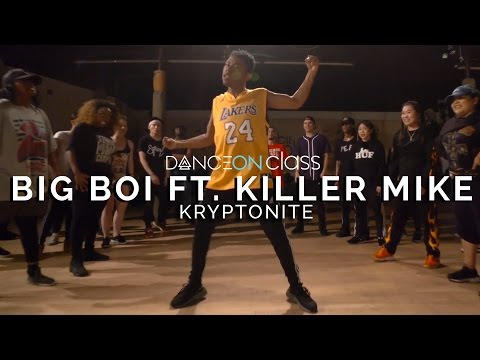 Big Boi ft Killer Mike  Kryptonite  Amari Marshall Choreography  DanceOn Class