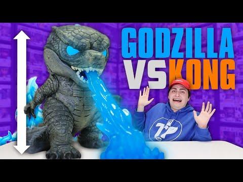 A New Godzilla Funko Pop Has Arrived!!!