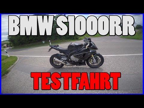 BMW S1000RR TEST | 48 PS | 0-100 Km/h | Sluty
