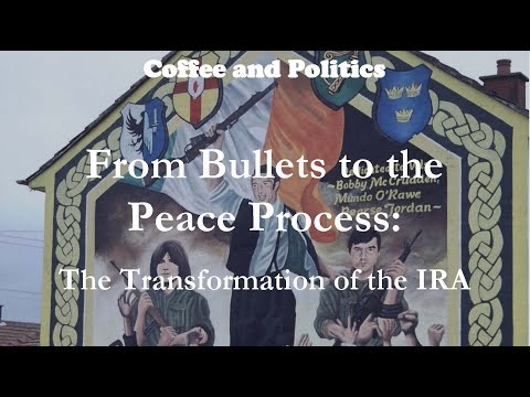 """""""From Bullets to the Peace Peace Process"""": Northern Ireland Politics with Jon McCourt"""