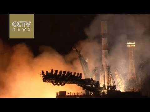 Russian Space Agency launches cargo craft to resupply ISS