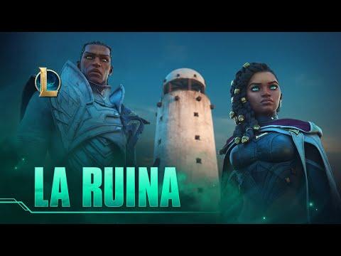 La Ruina | Cinemática de la temporada 2021 - League of Legends