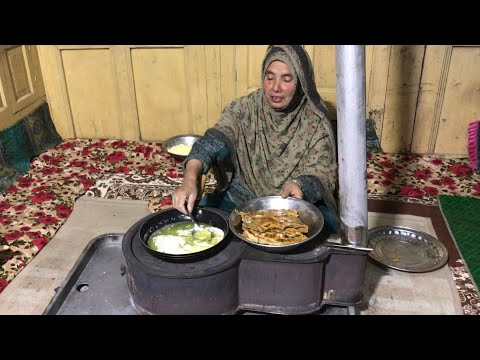 One Of The Most Famous Traditional Recipe Of Gilgit Baltistan ( Subkhur Or Driam Recipe )