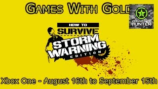 How to Survive: Storm Warning Edition - Games With Gold