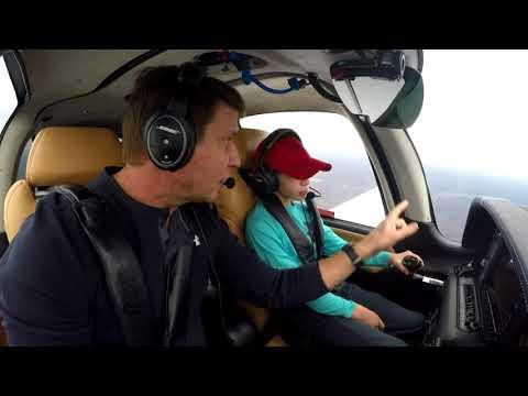 10 Year Old Cirrus Pilot