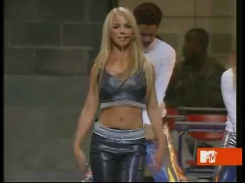 Britney Spears & NSYNC - ...BOMT & Tearin' Up My Heart (Live At MTV Video Music Awards 1999)