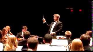 Grant Gilman, Conductor - Sibelius Symphony No. 5 - III.