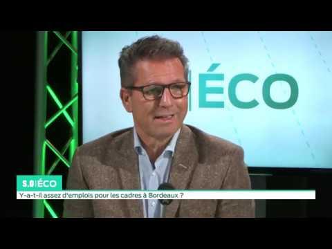 SO Eco   y a t il assez d'emplois pour les cadres à Bordeaux ?