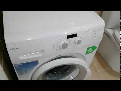 Alt. Çamaşır mak. Su Alıyor Kazan Dönmüyor Yıkamıyor Bekliyor - Sesli Bilgiler TR - Teknik