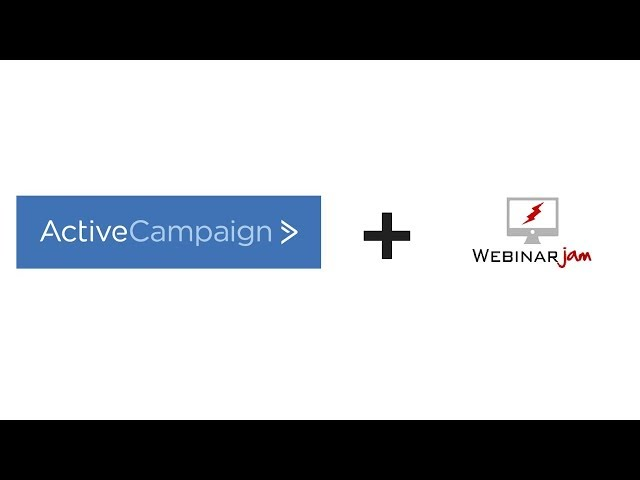 Activecampaign koppelen met Webinarjam (the easy way)