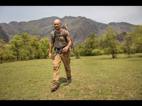 Ed Stafford on his Life Well Lived