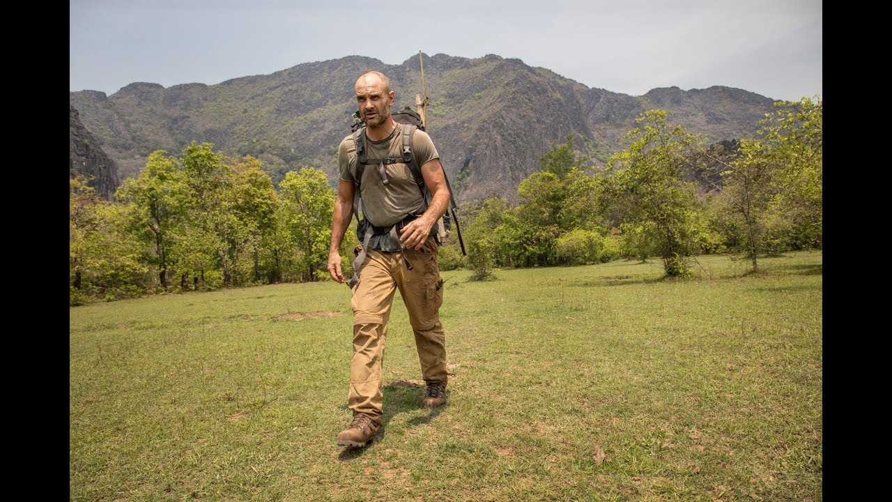 How Ed Stafford stayed motivated to walk the Amazon river pictures