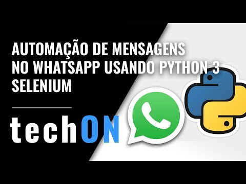 Python WhatsApp Message Automation - Advanced Marketing
