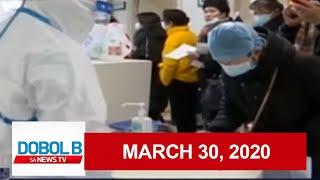 Dobol B Sa News Tv Livestream | March 30, 2020