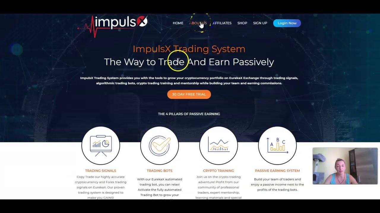 ImpulsX Trading BOT/ CBT Giveaway