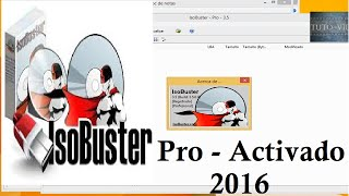 IsoBuster Pro 3.5  PRO ▬ (Descarga + Serial )  Full Activado 2016