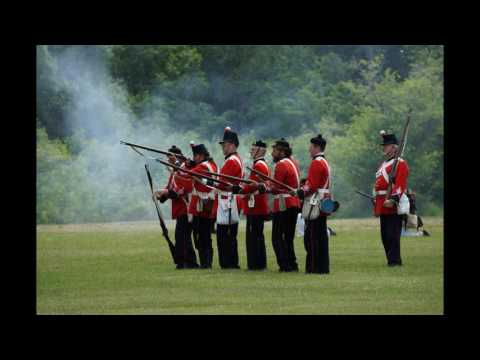 Sightseeing - Old Fort Erie - 2016 - Fenian Raids Reenactment