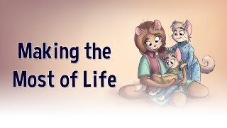 Artist Blog - Making the Most of Life